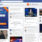 PinView Gives Facebook Timeline and Wall a Pinterest Like View