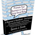 3rd Edition of Promote Your Business or Cause Using Social Media–A Beginner's Handbook