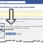 Facebook adds new Onsite Notification setting to fan pages
