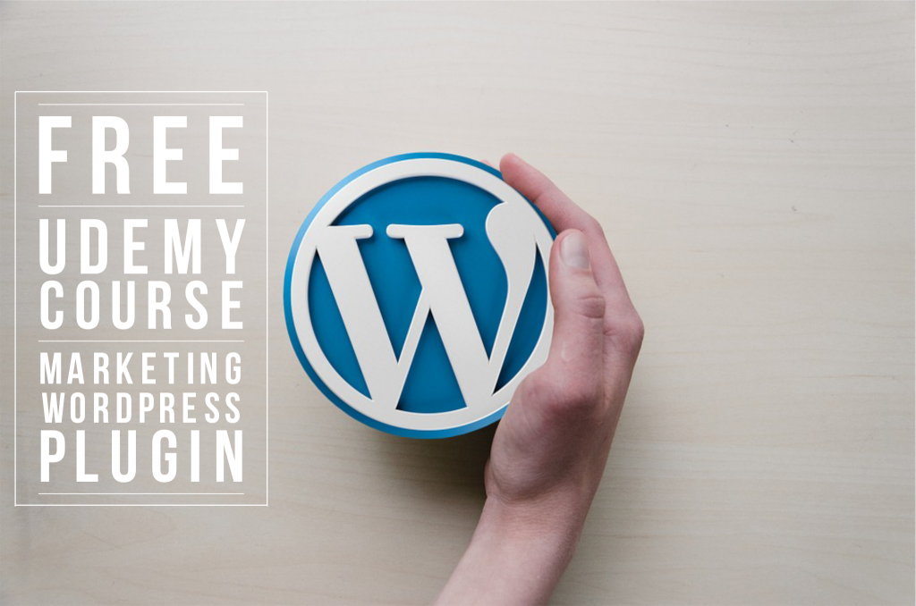 Free Udemy Course Marketing WordPress Plugin For Udemy Instructors